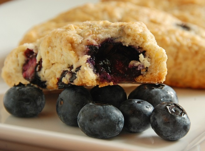 blueberry buttermilk scones | Breakfast | Pinterest