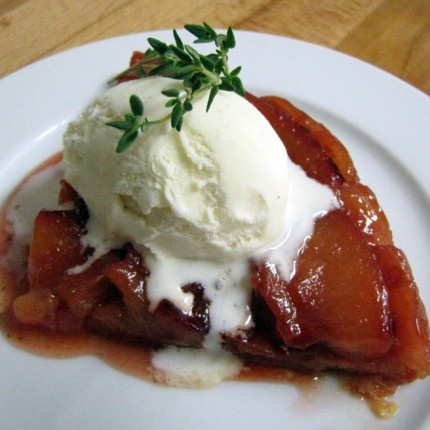 Plum Tarte Tatin « Nook Eatery | dessert! 1 0f 2 | Pinterest