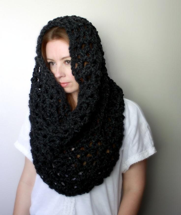 Crochet Patterns Only : Uinta - Crochet PATTERN ONLY - Cowl Neckwarmer. $5.00, via Etsy.