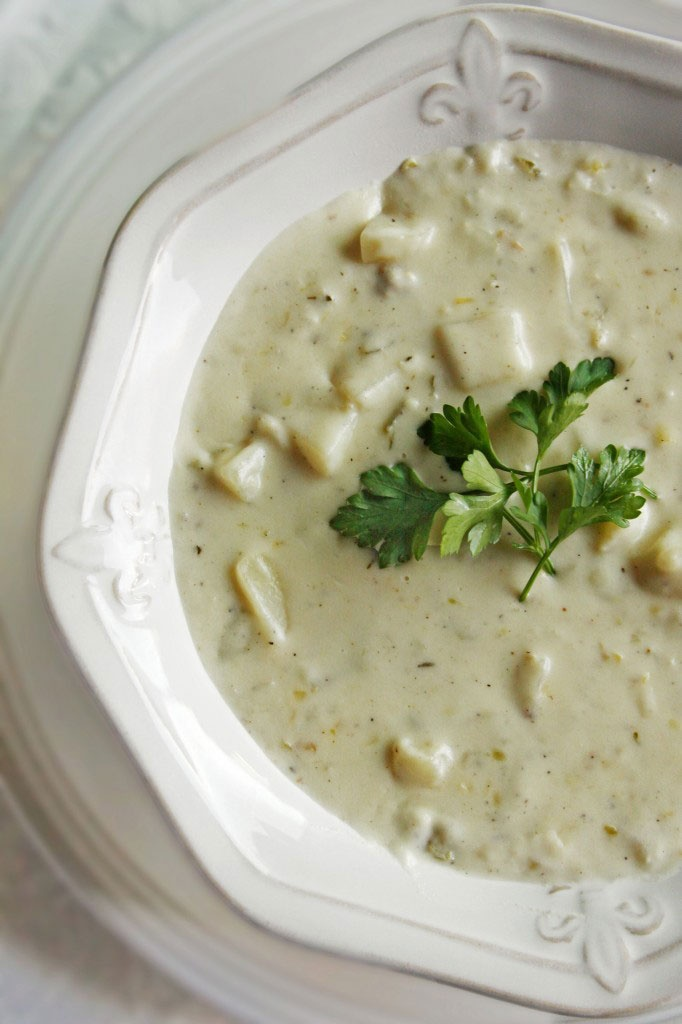 clam chowder recipes