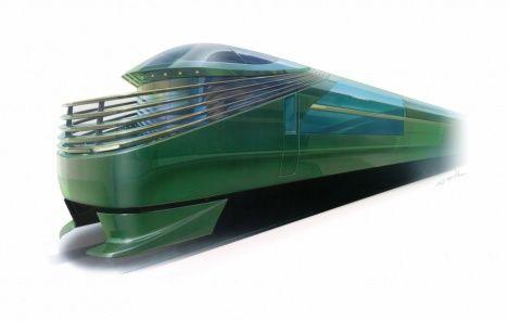 JR西日本、豪華寝台列車の概要を発表 展望デッキや1両に1室の最上級個室も | 鉄道新聞