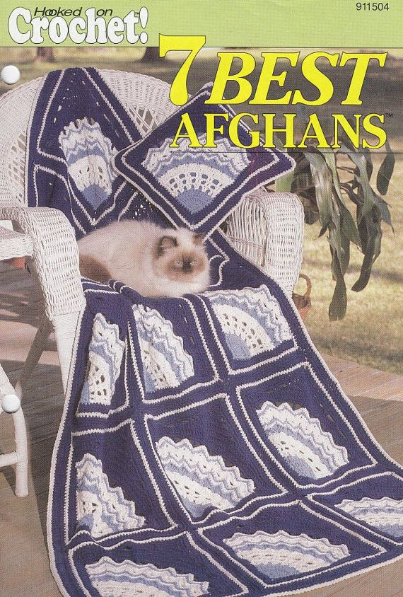 7 Best Afghans Crochet Patterns