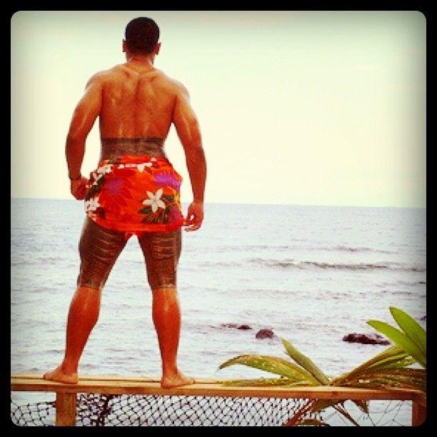 Traditional Tatau Samoa
