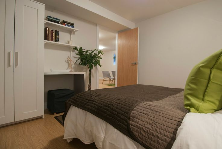 Basement Bedroom Income Property HGTV Basement Ideas Pinterest