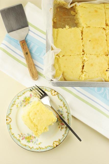 Grapefruit Honey Yogurt Cake 2 cups flour 1 tablespoon baking powder 1 ...