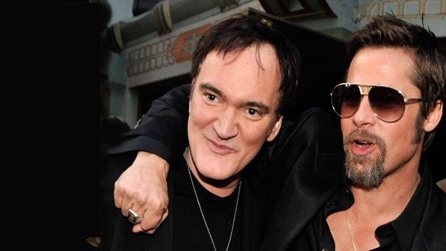 ..love Tarantino!