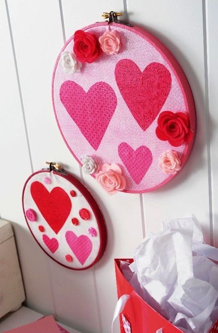 valentine day home decor