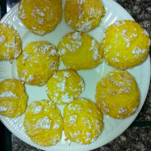 Lemon cool whip cookies | desserts | Pinterest