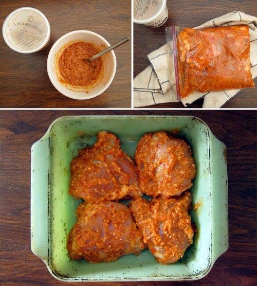 Miso Roast Chicken Recipes — Dishmaps