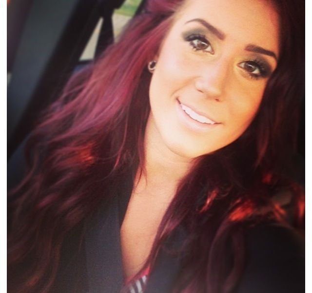 What Color Is Chelsea Houska S Hair