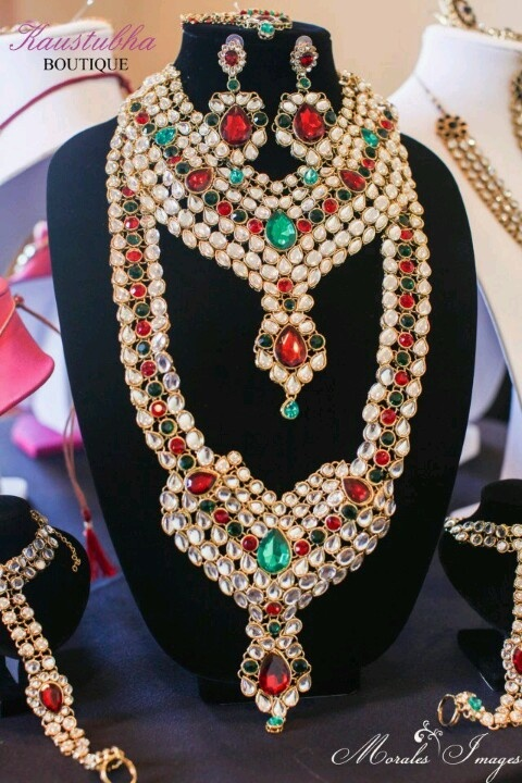 Pin by Parveen Singh on Punjabi jewelry   Pinterest