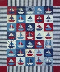 Amazon.com: Sailboat Quilt Pattern