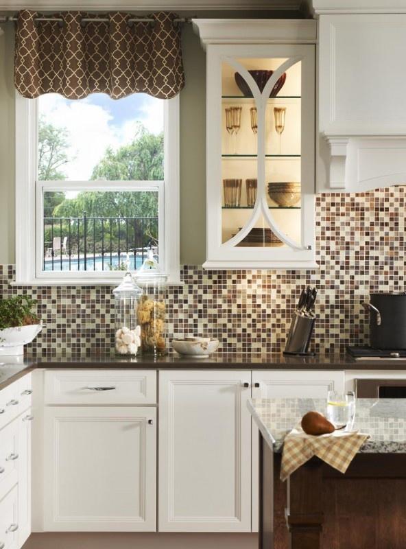 Mosaic Tile Backsplash Kit Diy Diy Mosaic Tile Backsplash Kit