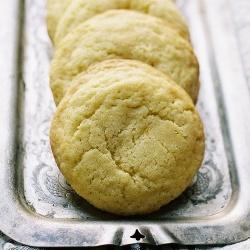 Saffron Vanilla Sugar Cookies | Chrismas Cookie Crazyness | Pinterest