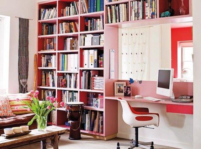 coin bureau chambre ado coin bureau pinterest - Lamp Bureau Ado