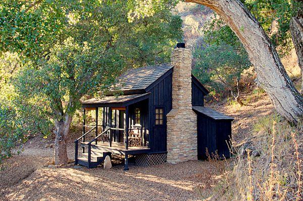 Tiny house my mountain escape pinterest for Tiny mountain homes