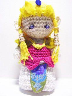 Crochet Zelda The Legend of Zelda Pinterest