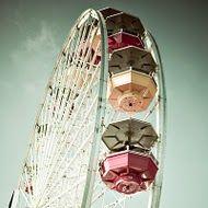 I love the Ferris Wheel!