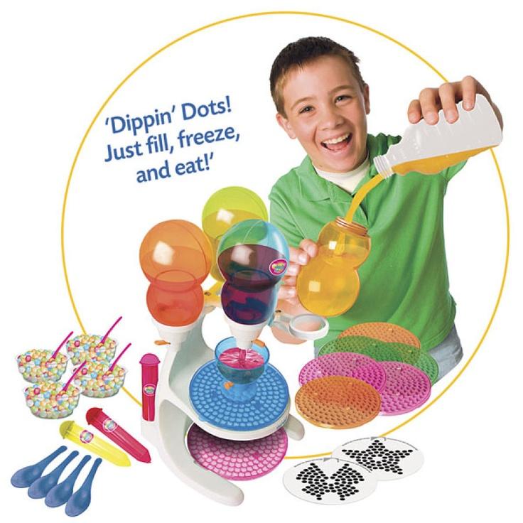 Charles:Dippin Dots Frozen Dot Maker | Charles and Marietta | Pintere ...