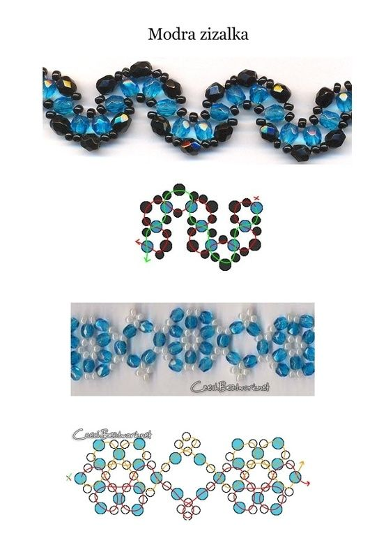 Pinterest Beaded Bracelet Patterns