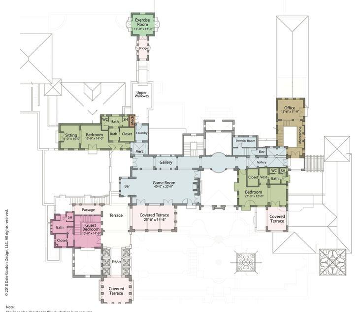 Scottsdale Arizona Mega Mansion 04 Maps Pinterest