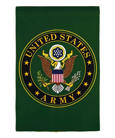 when was the army flag dedicated