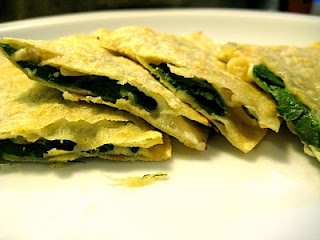 Quesadillas stuffed with Kale and Feta | Gluttonous goodness | Pinter ...