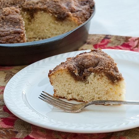 Streusel Coffee Cake | Recipes I want to try | Pinterest