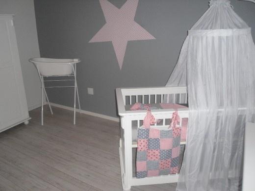 Babykamers op babybytes: Kamer-voor-de-kleine-meid