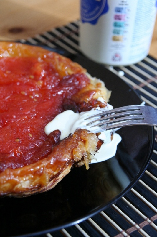 Sweet Tomato Tarte Tatin | Recipes | Pinterest