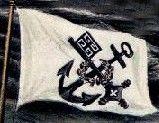 Flag North German Lloyd