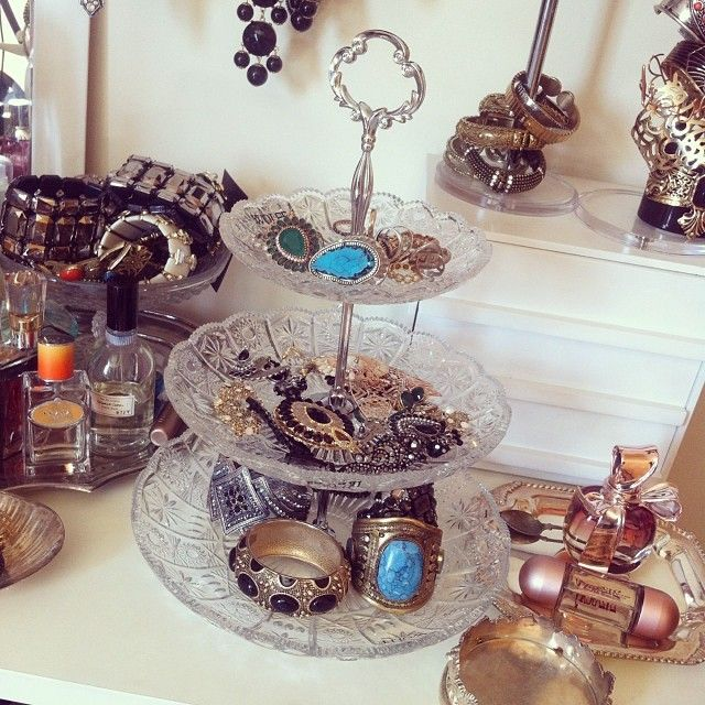How to organize jewelry www.futilish.com