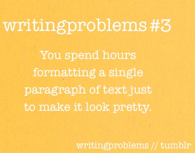 Problems to write an essay about