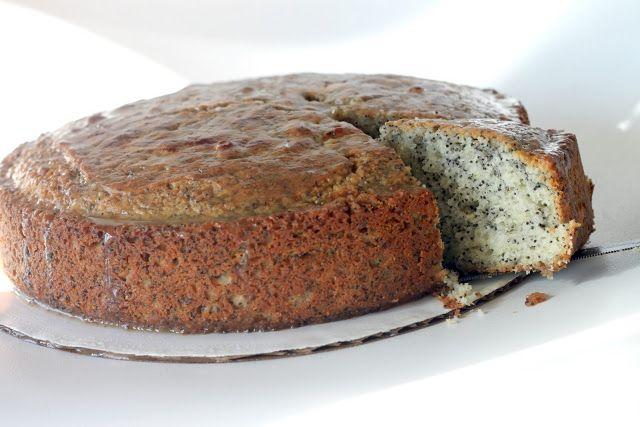 Lemon Poppy seed Cake | Dessert | Pinterest