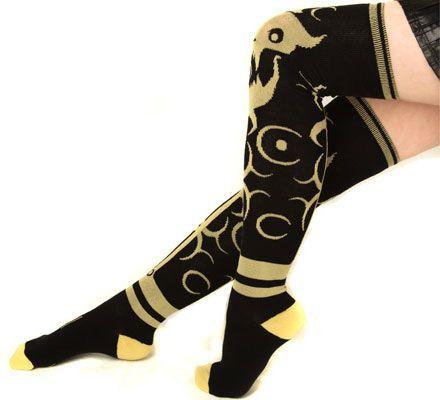 Diablo III Mistress of Pain Socks