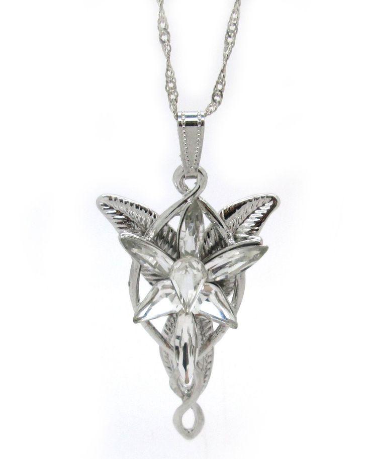arwen evenstar pendant necklace my style