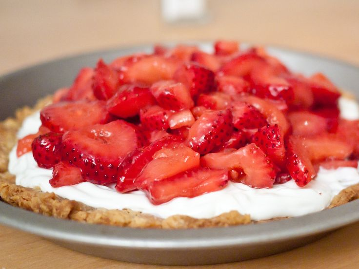 Gojee - Fresh Strawberry Pie with Sweet Balsamic Reduction by Tiny ...