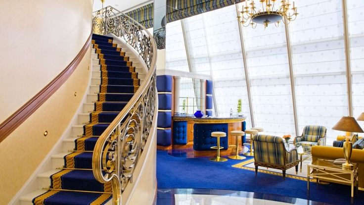 Burj al arab presidential suite room service please for Burj al arab suite