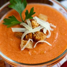 Nordstrom's Tomato Basil Soup | Products I Love | Pinterest
