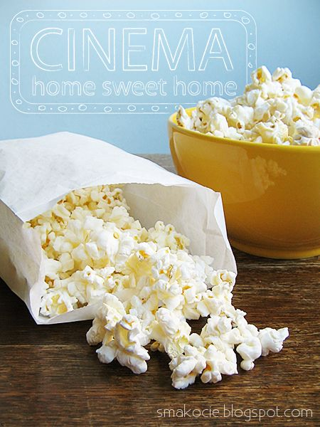 Homemade Microwave Popcorn | Don't look a GIFT horse in the mouth | P ...