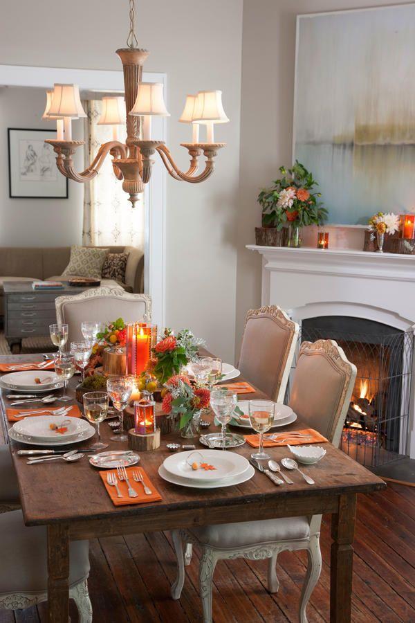 Decorating dining