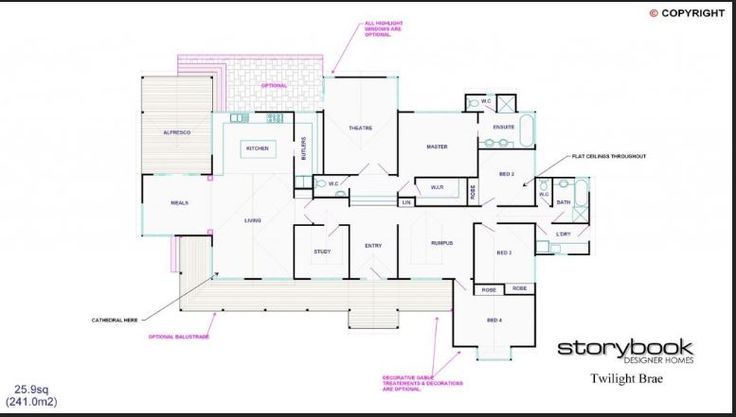 Storybook house plans joy studio design gallery best for Twilight house floor plan