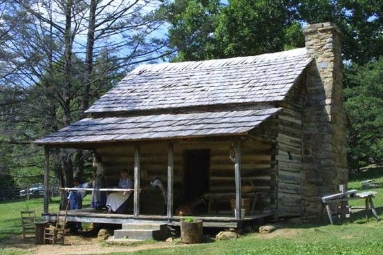 Old Log Cabins Google Search Primitive Rustic Style
