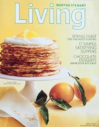 Meyer Lemon Crepe Cake | Culinary Covers | Dessert Recipes | Pinterest
