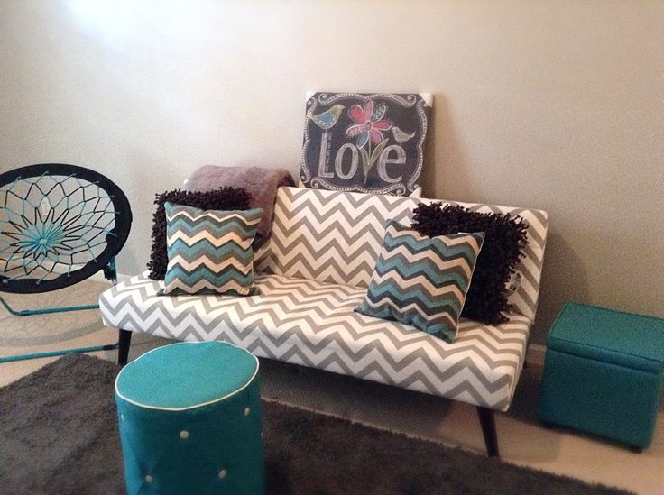 Cute Chevron Room Design Room Designs Pinterest