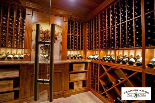 basement wine cellar for the home pinterest