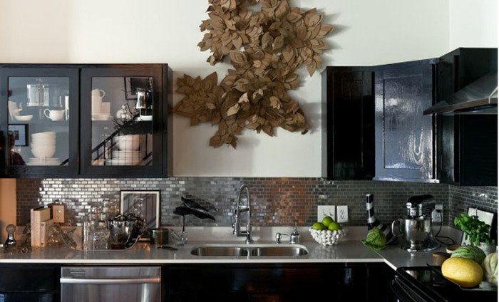14 идей для кухонного фартука