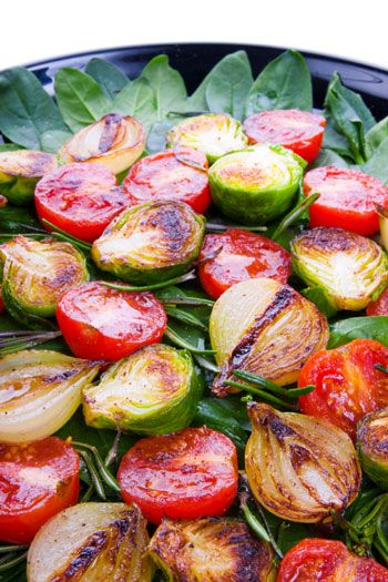 Grilled Brussels sprouts   Healthy Eating   Pinterest