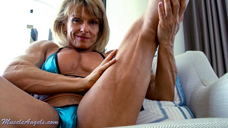 Muscle female porn