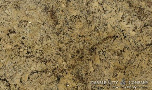Absolute Cream Granite — Close Up View